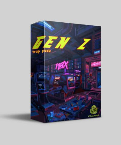 Atlas Audio - Genz Trap Pack