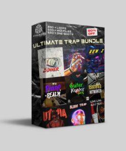 10 Trap Kit from Atlas Audio (BUNDLE)