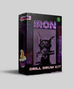Iron Drill Drum Kit