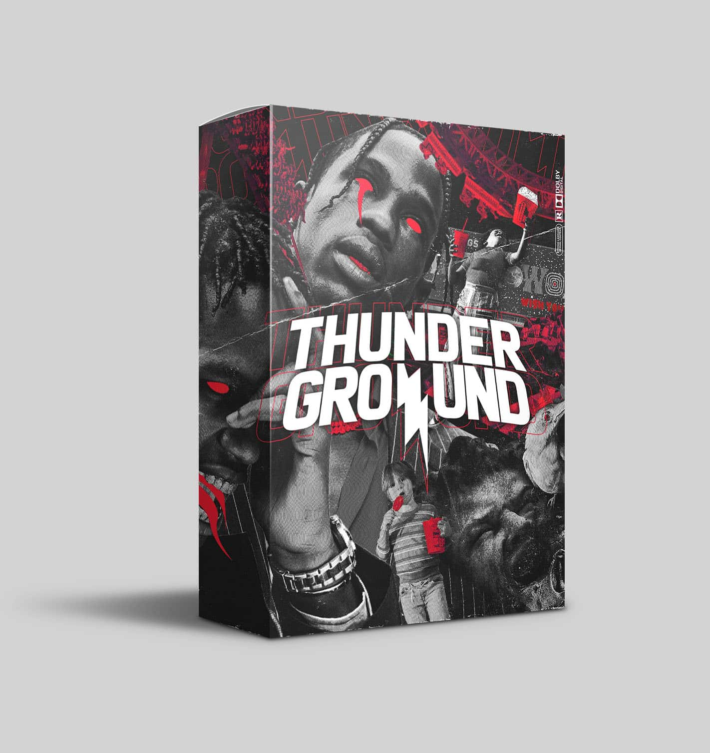 Trap & Hip-Hop Loop Kit - Thunderground by Nolyrics