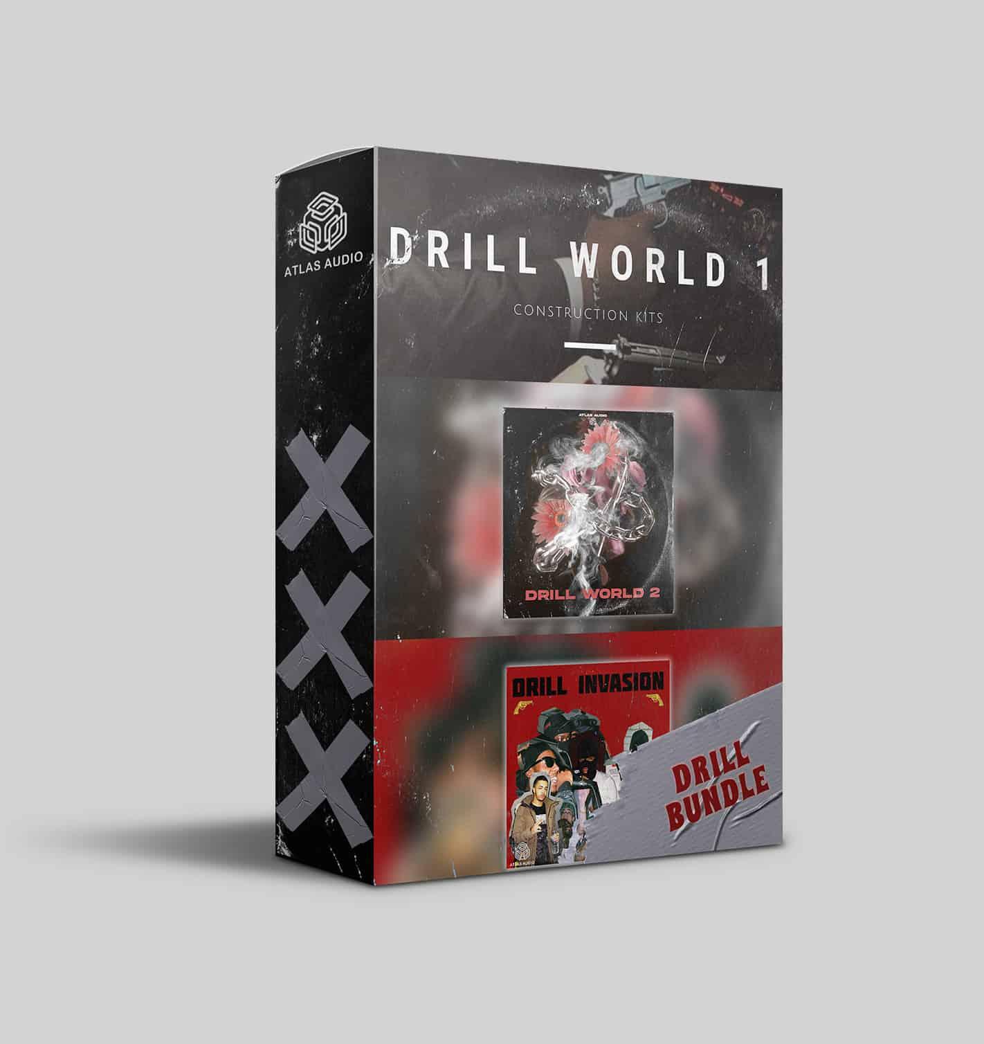 Atlas Audio - Drill Bundle
