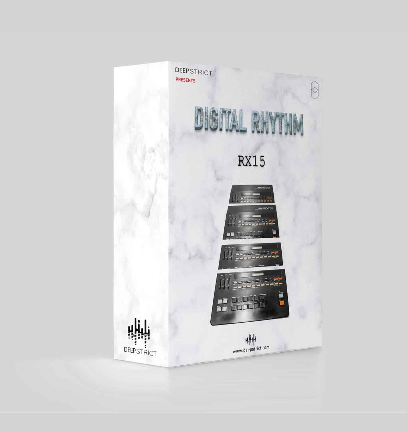 Deep Strict Digital Rythm RX15