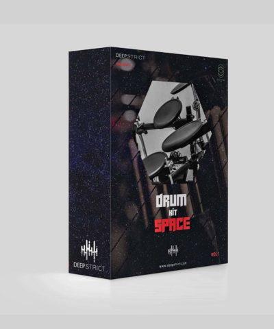 Deep Strict Drum Kit Space